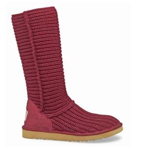 UGG Boots Classic Crochet Tall