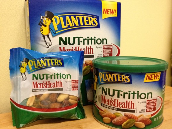 Planters NUT-rition Product Review